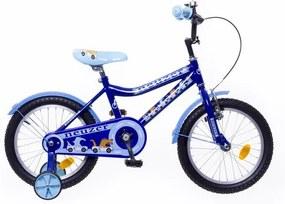 """Neuzer 16"""" detský bicykel pre chlapcov BMX WILDWAGON modrá 2018"""