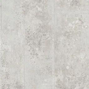 Vliesové tapety, betón krémový, Origin 4210050, P+S International, rozmer 10,05 m x 0,53 m
