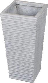 G21 Kvetináč Stone Linea 46 cm
