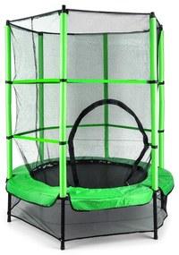 Rocketkid, zelená, 140 cm, trampolína