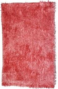 BO-MA koberce Protiskluzová koupelnová předložka RASTA MICRO NEW růžová - 50x80 cm