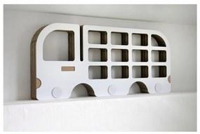 Polička Unlimited Design for kids Auto idúce doľava