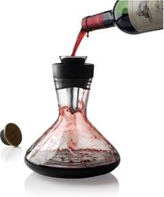Karafa na červené víno XD s prevzdušňovačom Design Aerato, 750 ml