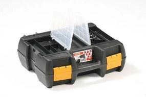 Artplast Plastový kufor s penovým poťahovaním