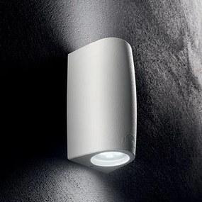 Ideal Lux I147772 vonkajšie nástenné svietidlo Keoppe 2x6W | GU10 | IP55