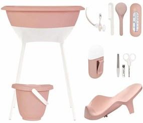 Luma Detská vanička a kúpacie potreby, ružová, L10412