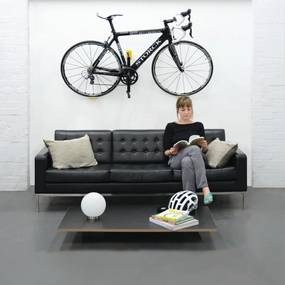 Stojan na bicykel CYCLOC HERO modrý