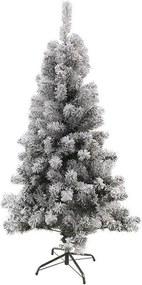 Zasnežený vianočný stromček InArt Xmas, výška 150 cm
