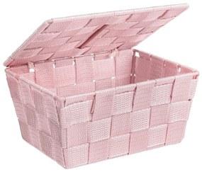 Ružový košík s vekom Wenko Adria