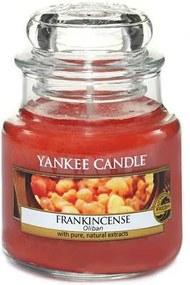 Sviečka v sklenenej dóze Yankee Candle Kadidlo, 104 g