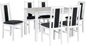 Stôl MAX V + stoličky BOSS XIV (6ks.) DX21