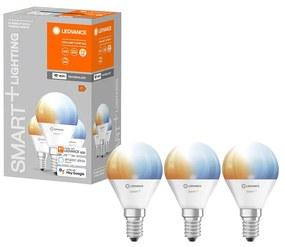 Ledvance SADA 3x LED Stmievateľná žiarovka SMART+ E14/5W/230V 2700K-6500K - Ledvance P224721