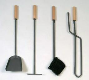 Krbové náradie Lienbacher (jednotlivé diely) 4 - metlička (výška: 53 cm)
