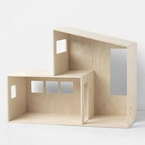 ferm LIVING Multifunkčný domček pre deti Funkis