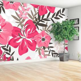 Fototapeta Vliesová Kvety 416x254 cm