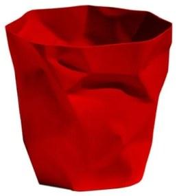 Odpadkový koš Crum, červená S3236 CULTY +
