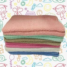 Moona Home Textile Detské uteráky Amarus (12 ks), 60 x 30 cm