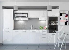 Moderná kuchyňa biela Syka 300 cm