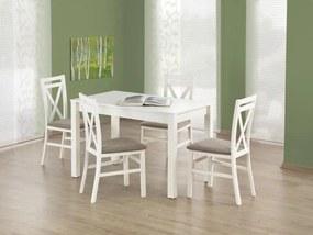 Dřevěný jídelní stůl Ksawery Halmar bílá