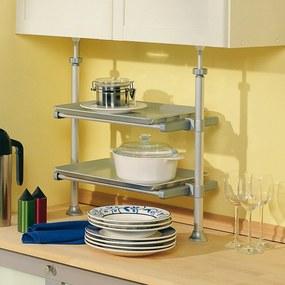RUCO Teleskopická polička do kuchyně