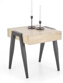 Konferenčný stolík Spot (hnedá)