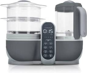BABYMOOV Nutribaby+ Multifunkčný prístroj – industrial grey