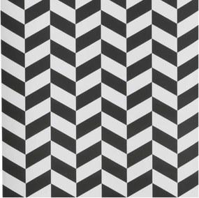 Ferm Living Tapeta Angle, black