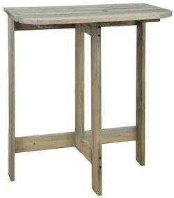 Esschert Design Skladací nástenný stôl NG66