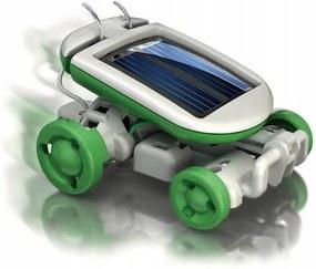 Bestent Detská stavebnica - Solárny robot 6v1