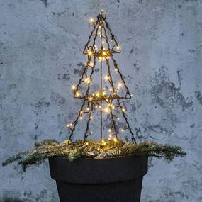 LED exteriérová dekorácia Light Tree Foldy, 50 cm