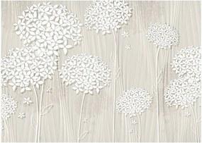 Veľkoformátová tapeta Bimago Creamy Daintiness, 400 × 280 cm