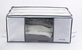 Vákuový skladovací box Compactor Black, 50 x 33 cm