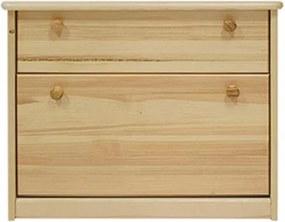 AMI nábytok skříňka na boty č.19 borovice