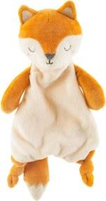 Sass & Belle Plyšová hračka na maznanie pre dieťatko - líška