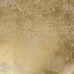 Vliesové tapety, jednofarebná zlatá, La Veneziana 53137, Marburg, rozmer 10,05 m x 0,53 m