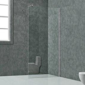 """Sprchový kút ,,Lisabon"""" 10mm sklo - 120 x 200 cm"""