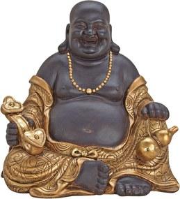 VK Soška Smějící se Buddha