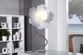 Stolná lampa LUCIDA - biela