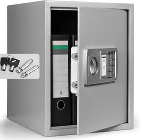 Trezor bezpečnostný ESF01 šedá