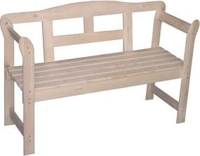 Záhradná lavica ANJA