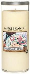 Sviečka v sklenenom valci Yankee Candle Vianočné pečivo, 538 g