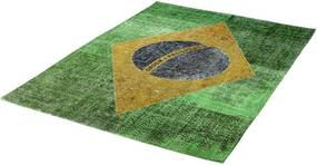 Obsession koberce Kusový koberec Torino flags 420 BRAZIL - 160x230 cm