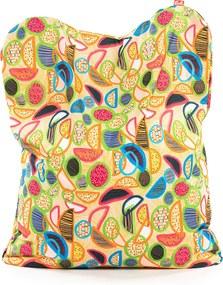 Tuli Funny Snímateľný poťah - Polyester Vzor Lemon Juicy