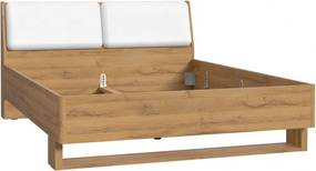 Forte Manželská posteľ Verenice RIBL2164 Prevedenie: Manželská posteľ