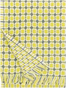 Vlnená deka Corona 130x170, žltá Lapuan Kankurit