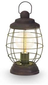Eglo Eglo 49288 - Stolná lampa BAMPTON 1xE27/60W/230V EG49288