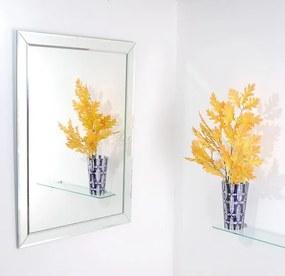 Zrkadlo s fazetou Amirro Salto 60x80 cm 703-533