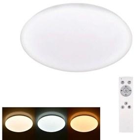 BRILAGI Brilagi - LED Stmievateľné stropné svietidlo MILKY LED/24W/230V + DO 3000K-6500K BG0225