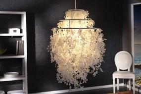 Lampa Rainforest biela