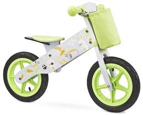 TOYZ Toyz Zap 2018 Detské odrážadlo bicykel Toyz Zap 2018 grey Sivá |